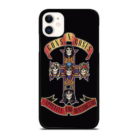 GUNS N ROSES 2-iphone-11-case-cover