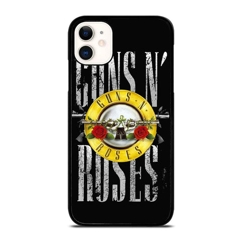 GUNS N ROSES-iphone-11-case-cover