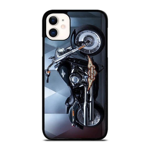 HARLEY DAVIDSON FATBOY-iphone-11-case-cover