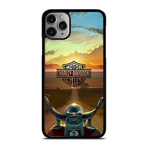 HARLEY DAVIDSON LOGO ART iPhone 11 Pro Max Case Cover