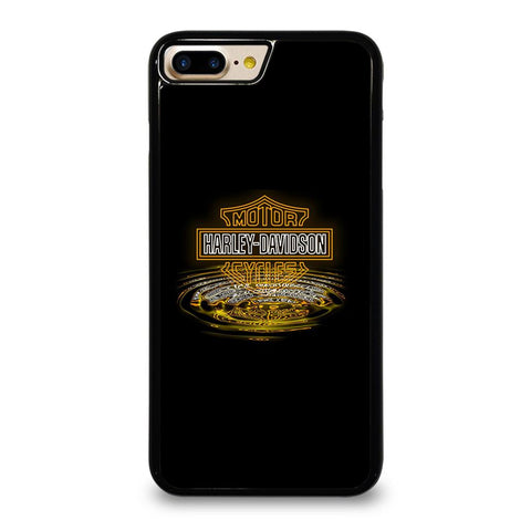 HARLEY DAVIDSON ON WATER LOGO iPhone 7 Plus Case Cover