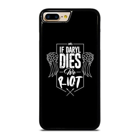 IF DARYL DIXON DIES WALKING DEAD-iphone-7-plus-case-cover
