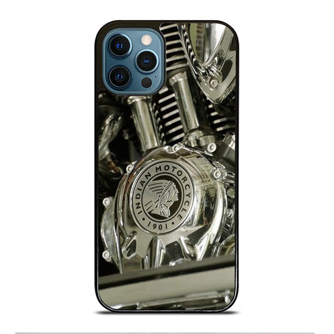 INDIAN MOTORCYCLE LOGO ENGINE iPhone Case Cover
