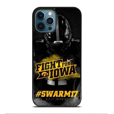 IOWA HAWKEYES LOGO iPhone Case Cover