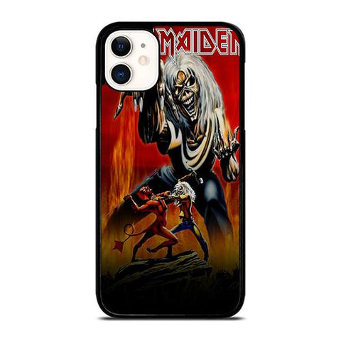IRON MAIDEN DEMON METAL iPhone 11 Case Cover