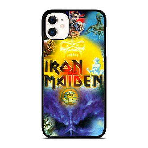 IRON MAIDEN HEAVY METAL BAND iPhone 11 Case Cover