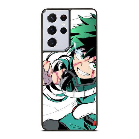 IZUKU MIDORIYA MY HERO ACADEMIA Samsung Galaxy S21 Ultra Case Cover