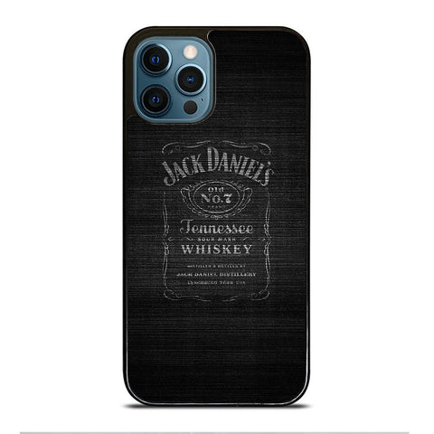 JACK DANIELS WOODEN LOGO iPhone Case Cover