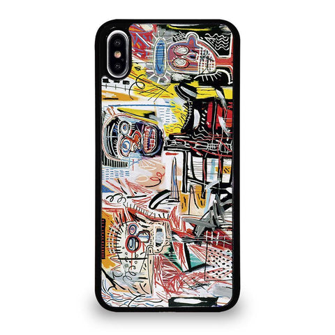 JEAN MICHEL BASQUIAT-iphone-xs-max-case-cover