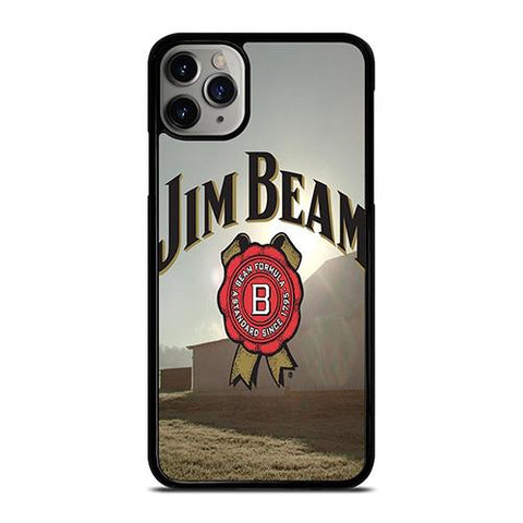 JIM BEAM WHISKEY LOGO iPhone 11 Pro Max Case Cover