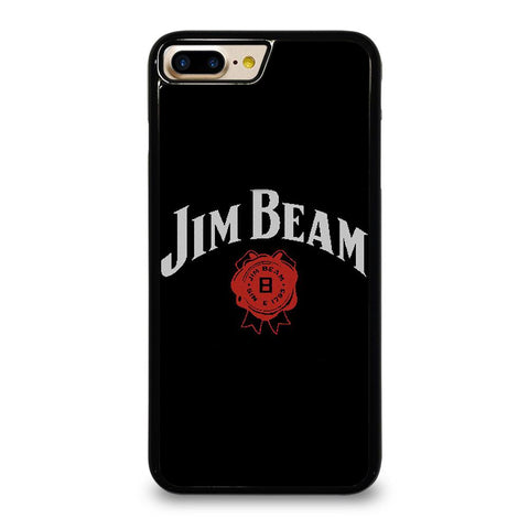 JIM BEAM WHISKEY RED LOGO iPhone 7 Plus Case Cover
