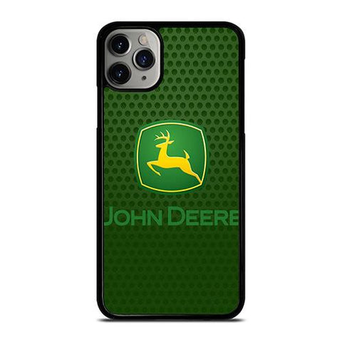JOHN DEERE GREEN IRON LOGO iPhone 11 Pro Max Case Cover