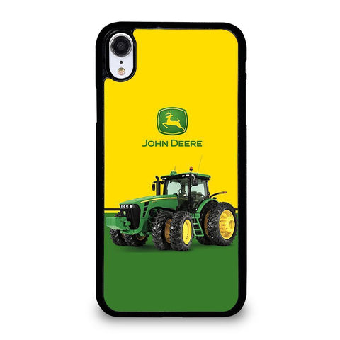 JOHN DEERE WITH TRACTOR-iphone-xr-case-cover