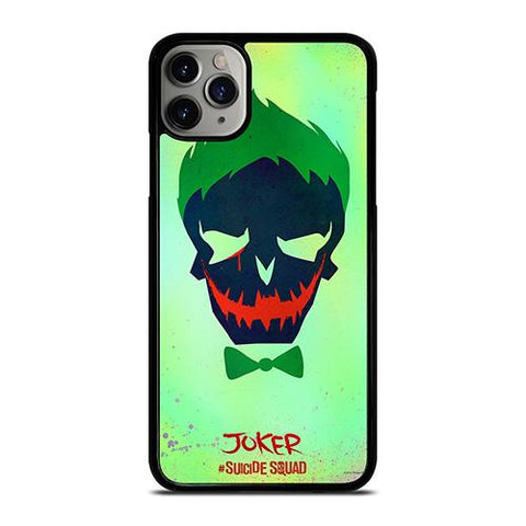 JOKER ART SUICIDE SQUAD iPhone 11 Pro Max Case Cover