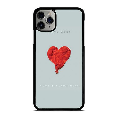 KANYE WEST 808S & HEARTBREAK ALBUM iPhone 11 Pro Max Case Cover