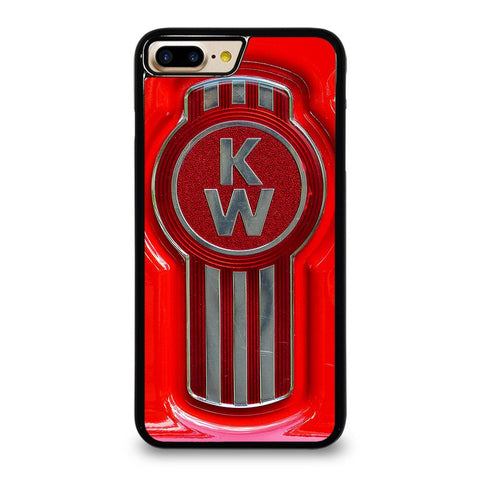 KENWORTH TRUCK LOGO RED iPhone 7 Plus Case Cover