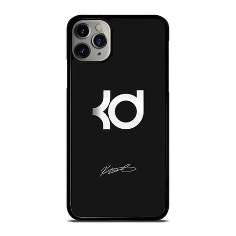 KEVIN DURANT KD LOGO SIGNATURE iPhone 11 Pro Max Case Cover