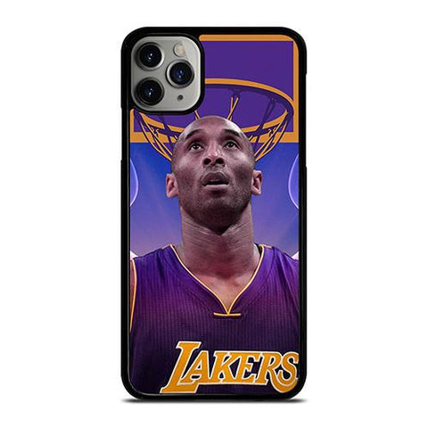KOBE BRYANT LA LAKERS COOL ART iPhone 11 Pro Max Case Cover