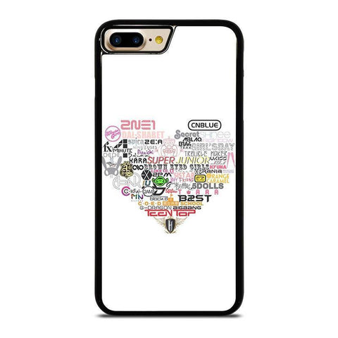 KPOP ALL BAND LOVE-iphone-7-plus-case-cover