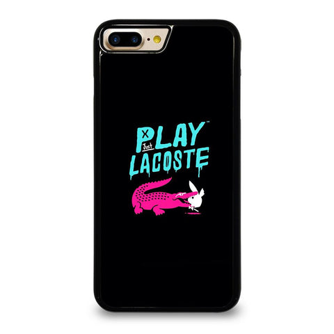 LACOSTE X PLAYBOY LOGO iPhone 7 Plus Case Cover