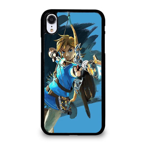 LEGEND OF ZELDA ART-iphone-xr-case-cover