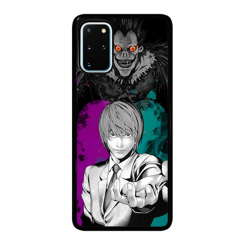 LIGHT AND RYUK DEATH NOTE  Samsung Galaxy S20 Plus Case Cover
