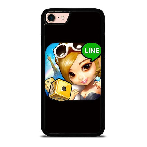 LINE-ANDROID-iphone-8-case-cover