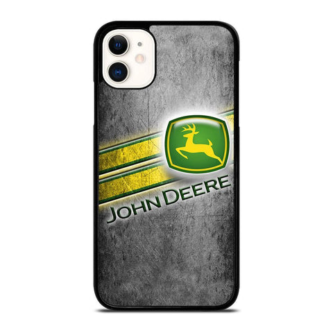 LOGO JOHN DEERE-iphone-11-case-cover