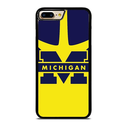 LOGO MICHIGAN WOLVERINES-iphone-7-plus-case-cover