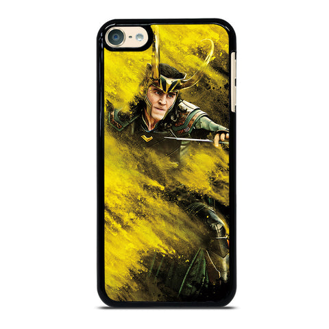 LOKI THE AVENGERS iPod Touch 6 Case Cover