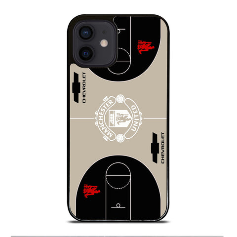 MANCHESTER UNITED BASKET FIELD CHEVROLET iPhone 12 Mini Case Cover
