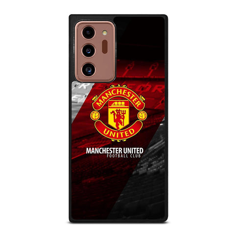 MANCHESTER UNITED FC LOGO Samsung Galaxy Note 20 Ultra Case Cover