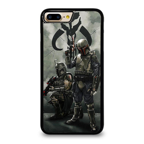 MANDALORIAN TV SERIES LOGO iPhone 7 Plus Case Cover