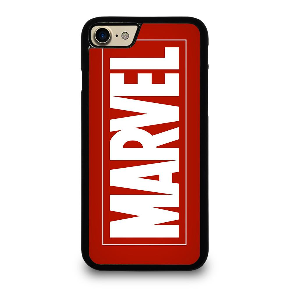 MARVEL LOGO iPhone 7 Case Cover - Favocase