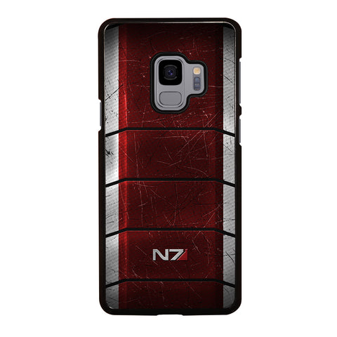 MASS EFFECT N7 3 Samsung Galaxy S9 Case Cover