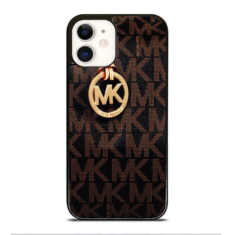 MICHAEL KORS MK iPhone 12 Case Cover