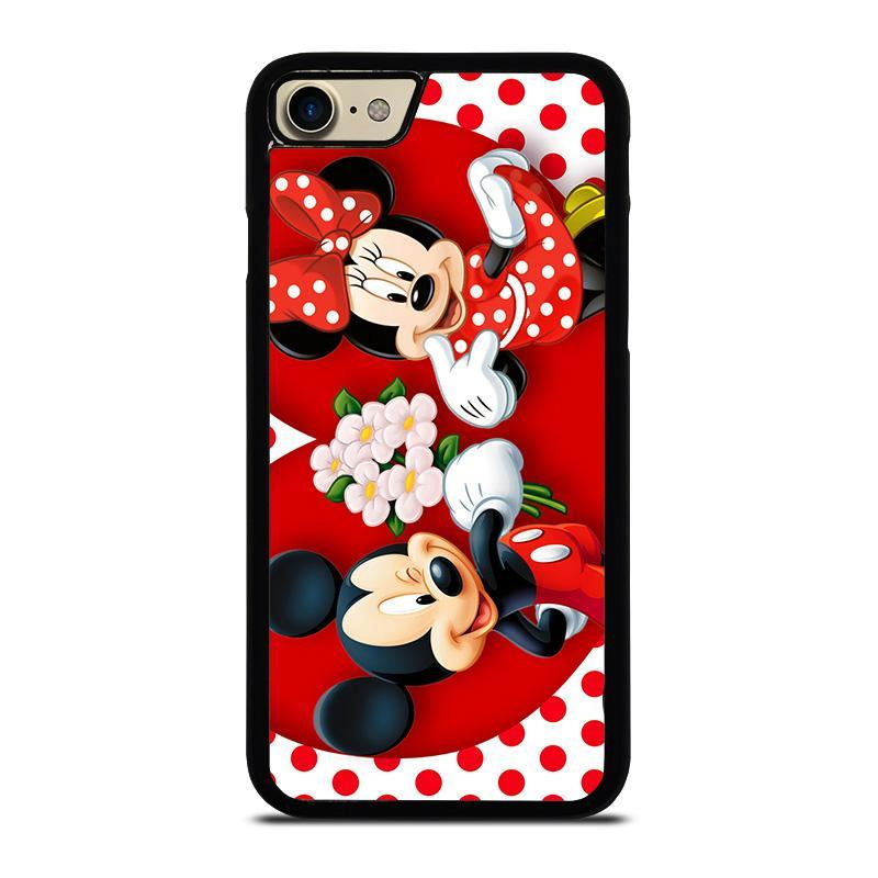 MICKEY MINNIE MOUSE DISNEY iPhone 7 Case Cover - Favocase