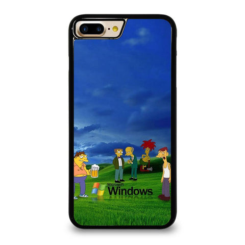 MICROSOFT WINDOWS THE SIMPSONS iPhone 7 Plus Case Cover