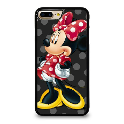 MINNIE MOUSE CUTE POLKADOT iPhone 7 Plus Case Cover