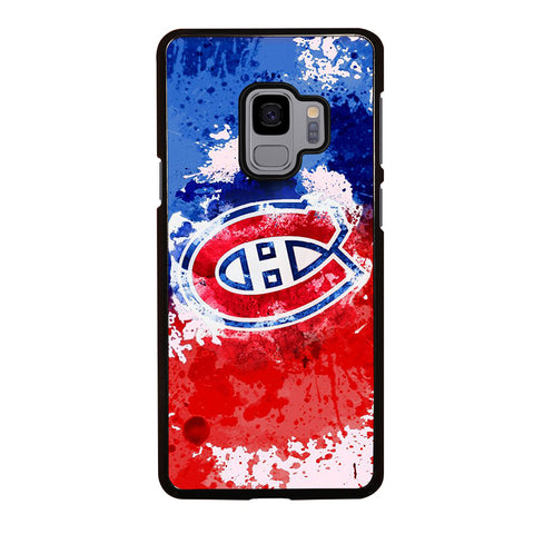 MONTREAL CANADIENS LOGO Samsung Galaxy S9 Case Cover