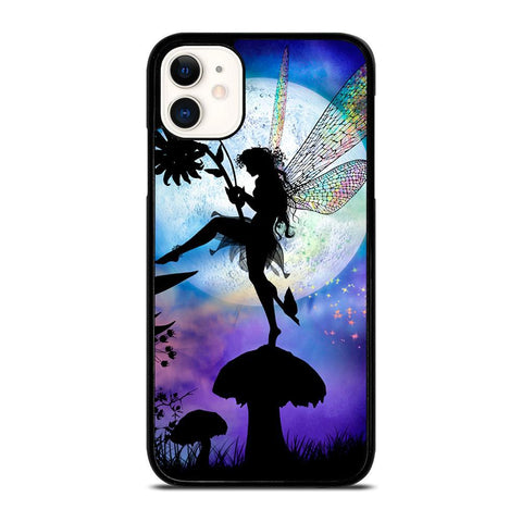 MOON DRAGONFLY FAIRY-iphone-11-case-cover