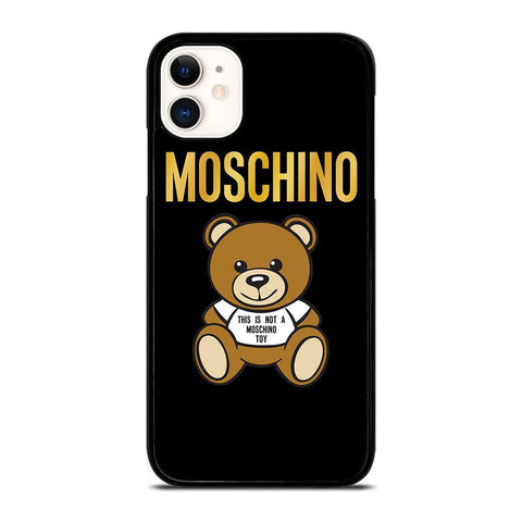 MOSCHINO TEDDY BEAR CUTE-iphone-11-case-cover