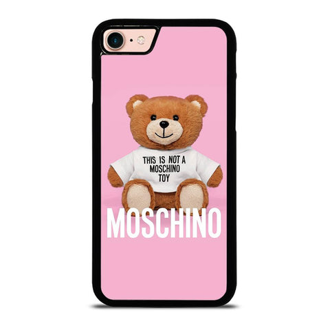 MOSCHINO BEAR CUTE iPhone 8 Case Cover