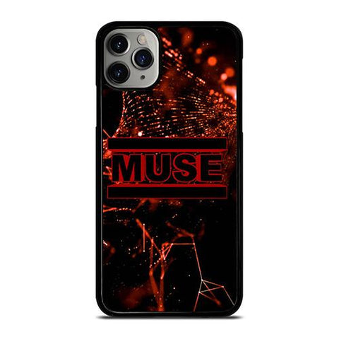 MUSE BAND ROCK LOGO ART iPhone 11 Pro Max Case Cover