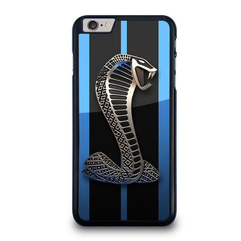 MUSTANG FORD SHELBY COBRA BLUE-iphone-6-6s-plus-case-cover