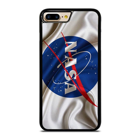 NASA LOGO FLAG-iphone-7-plus-case-cover