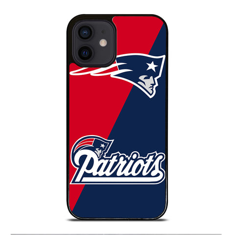 NEW ENGLAND PATRIOTS iPhone 12 Mini Case Cover