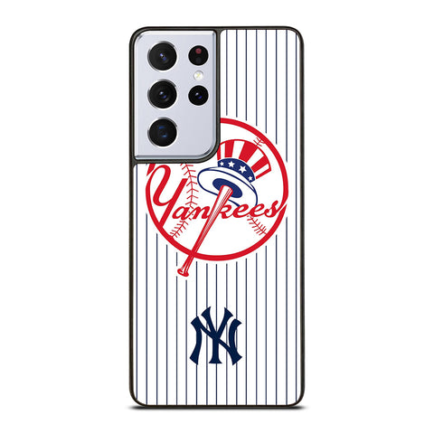 NEW YORK YANKEES BASEBALL Samsung Galaxy S21 Ultra Case Cover