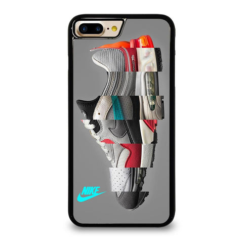 NIKE AIRMAX SHOES COLLAGE iPhone 7 Plus Case Cover