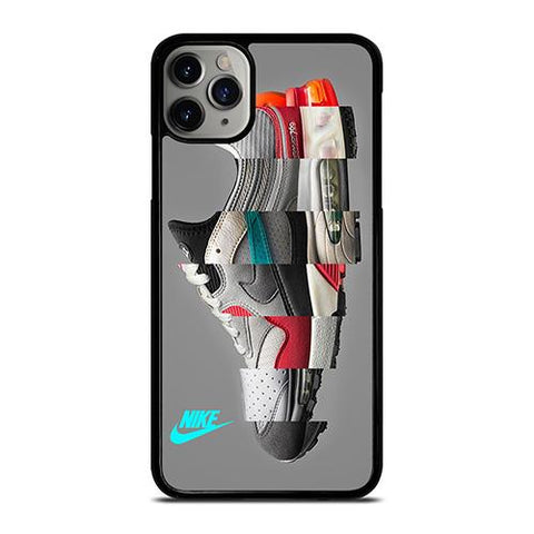 NIKE AIRMAX SHOES COLLAGE iPhone 11 Pro Max Case Cover